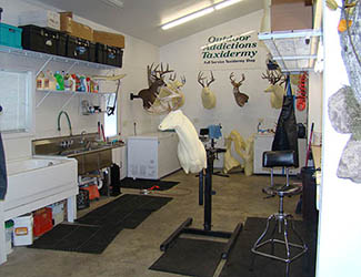 photo of inside shop